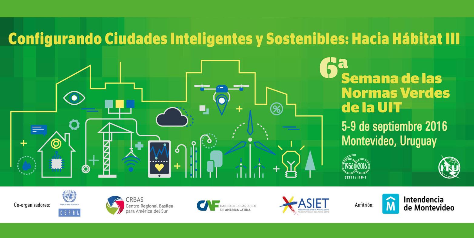 Configurando Ciudades Inteligentes y Sostenibles. Participamos en la XVII encuentro Iberoamericano de Ciudades digitales