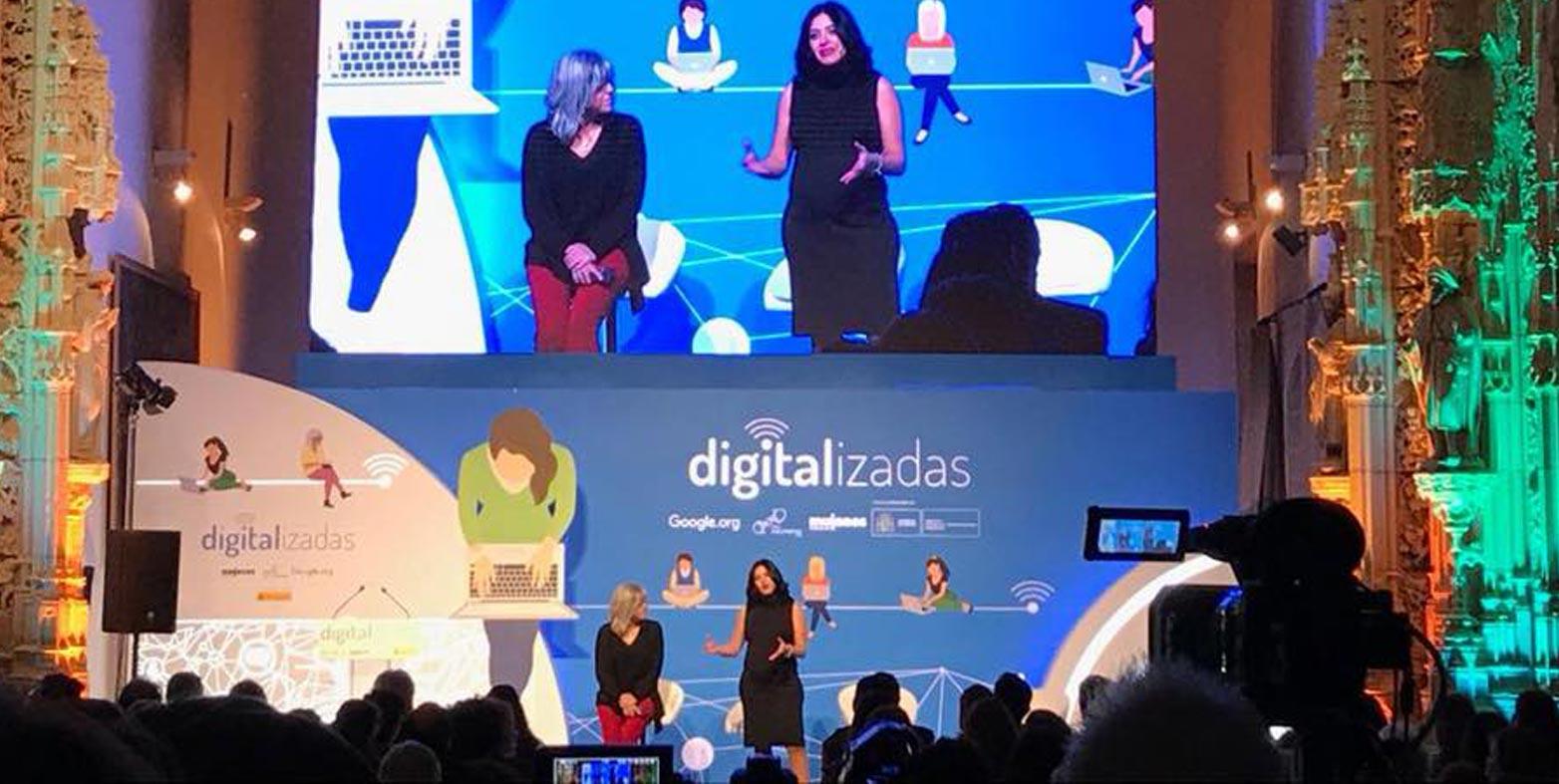 Nace Digitalizadas, un proyecto que formará en competencias digitales a 5.000 mujeres del entorno rural en España