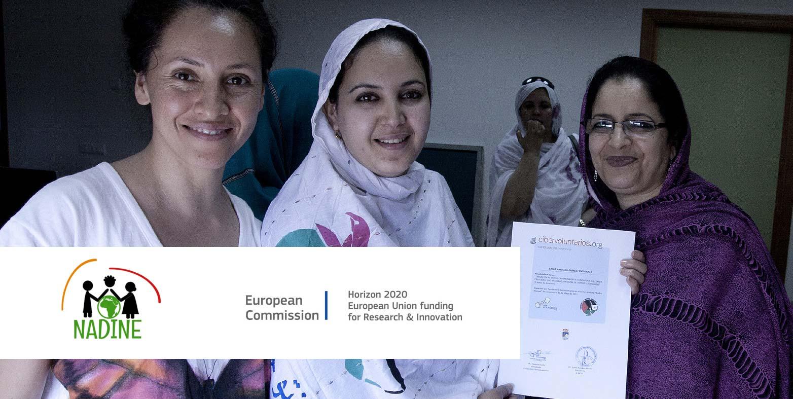 Sistema Digital Integrado para el apoyo Social de Migrantes y refugiados: Encuentro Horizonte 2020 en Tesalónica