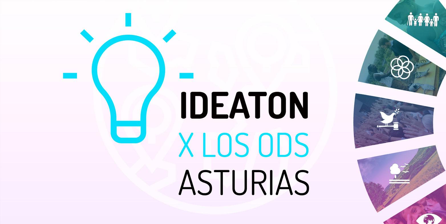 Participa en el ideatón de Asturias por los ODS ¡Únete con tu reto!