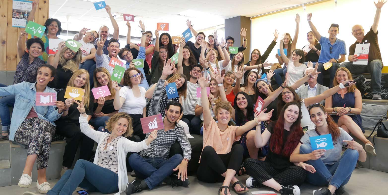 Málaga acoge con éxito el segundo Ideatón por los Objetivos de Desarrollo Sostenible