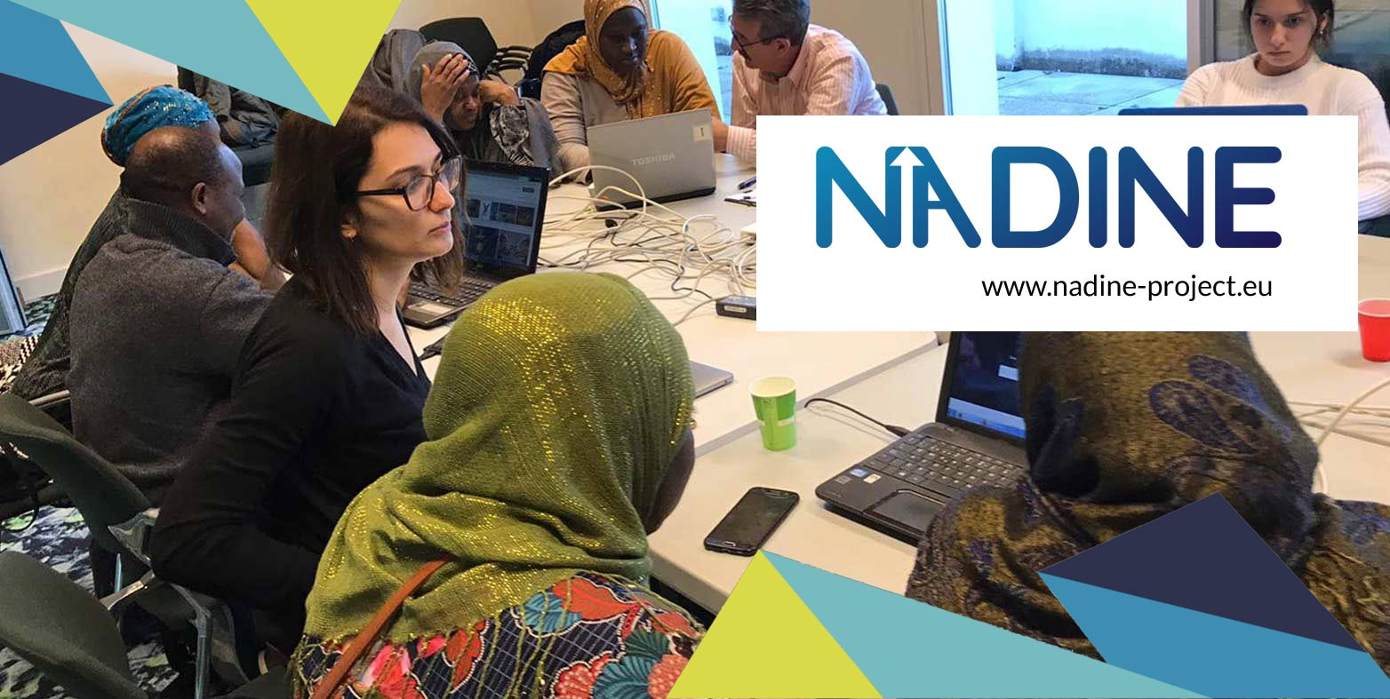 NADINE pilot workshops Kick-off: the platform to facilitate the inclusion of migrants in Europe