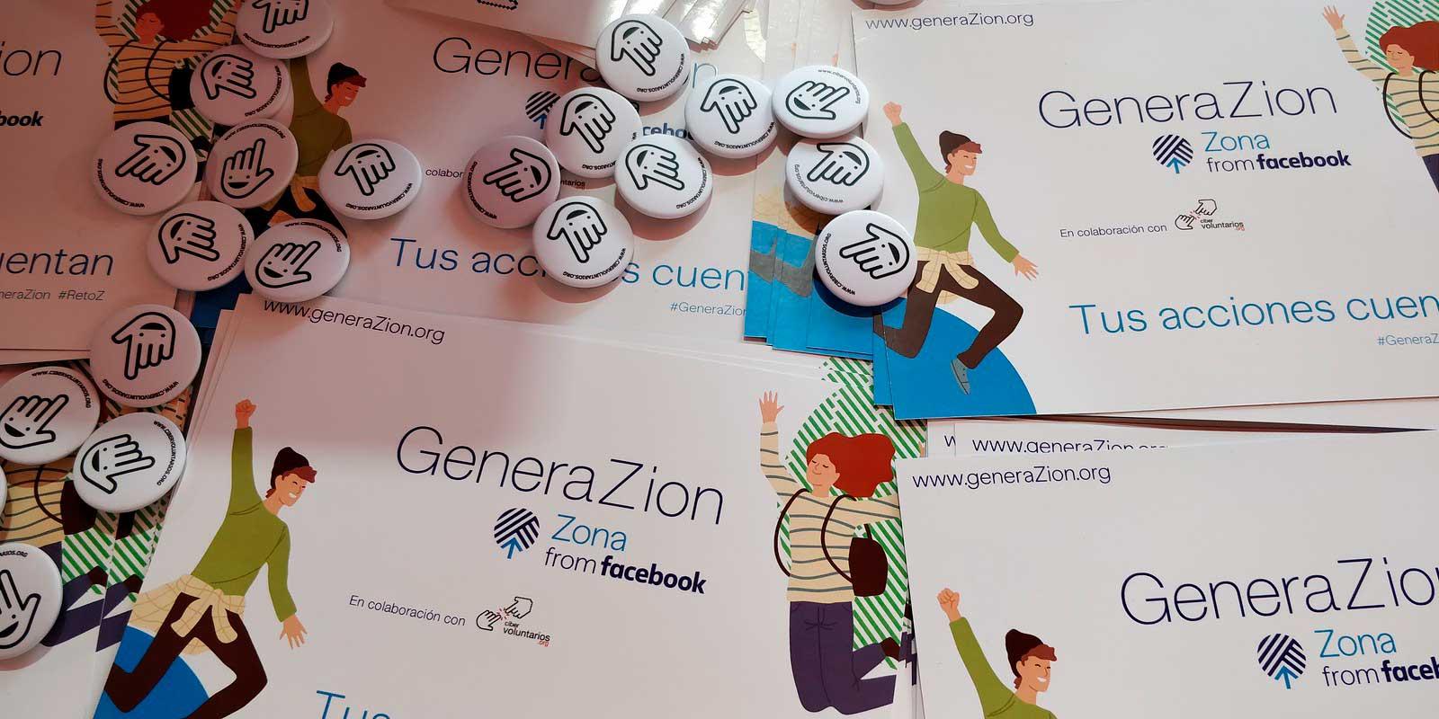 Ven a celebrar el Día de Internet Segura 2020 con Cibervoluntarios y GeneraZion