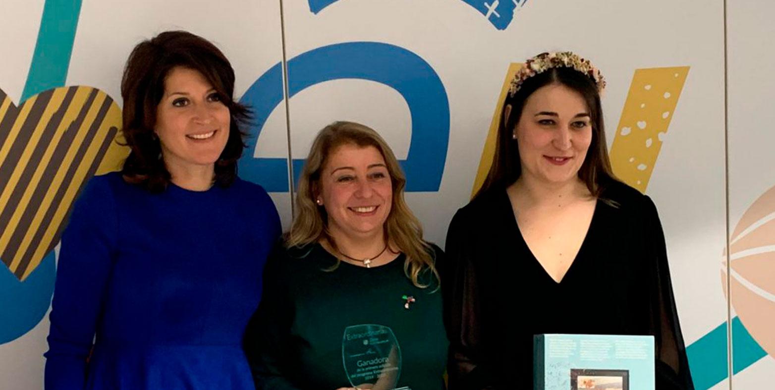 Entregados los premios 'Extraordinarias' en Zona From Facebook