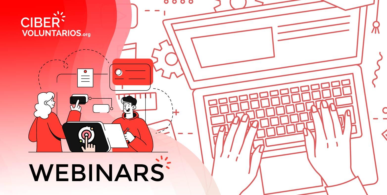 Nuevos talleres de formación online en Competencias Digitales con Cibervoluntarios