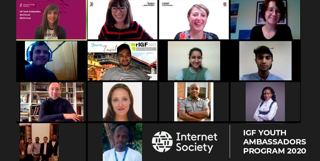 Participamos en el programa IGF Youth Ambassadors de Internet Society