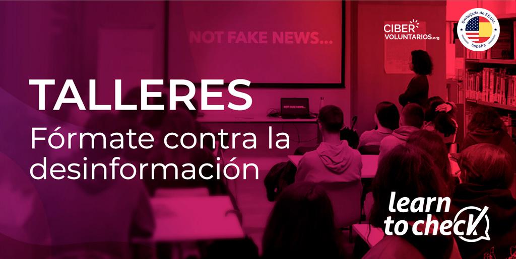 Learn to check: herramientas de verificación digital para luchar contra la desinformación