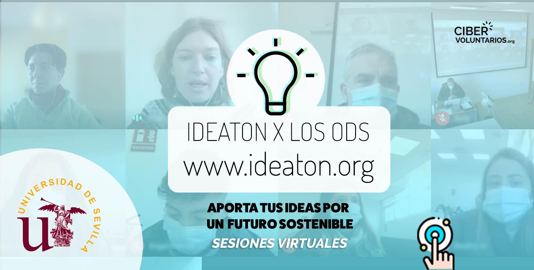 Arranca el primer Ideatón x los ODS de 2021 en la Universidad de Sevilla