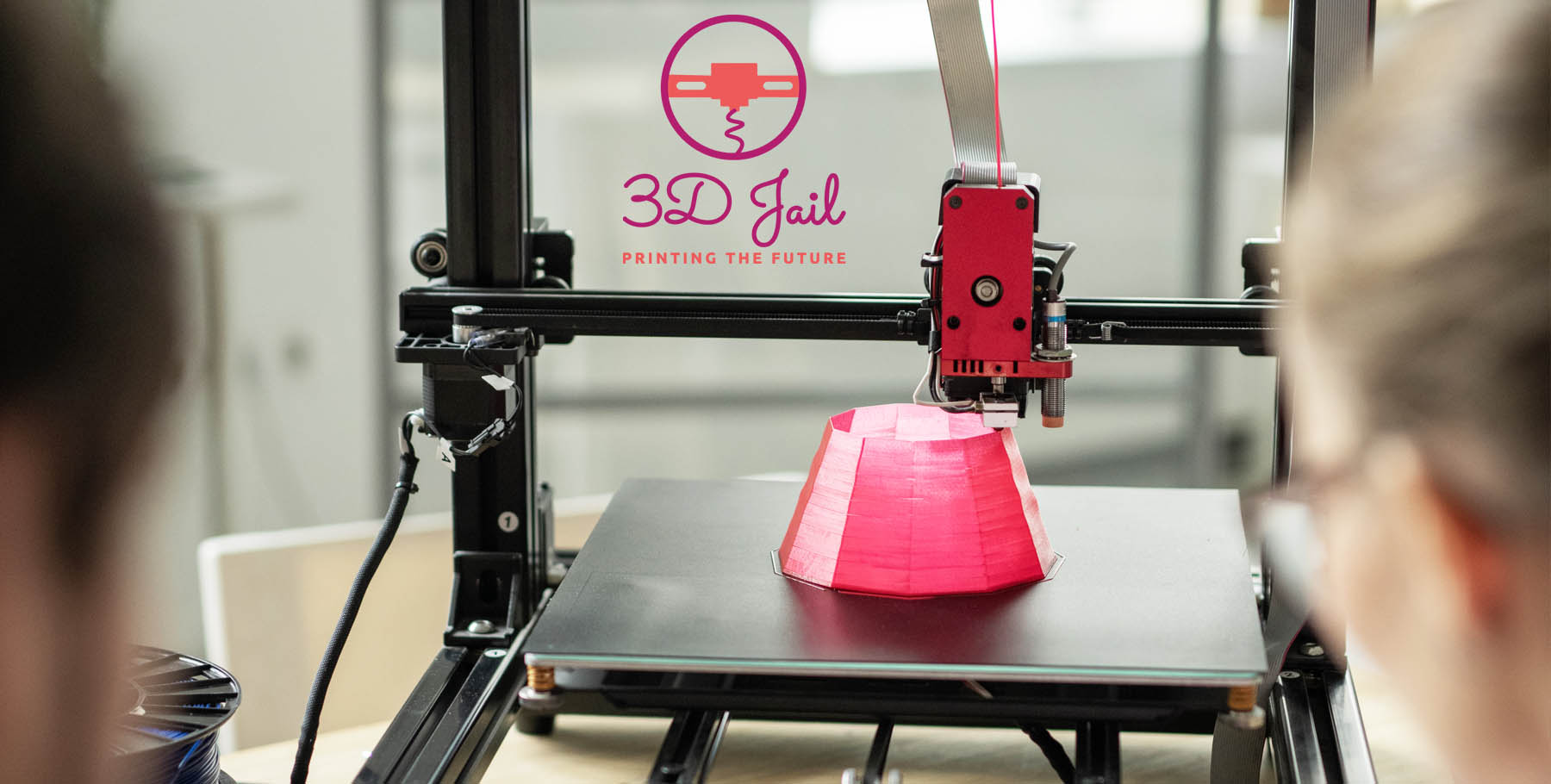 Cibervoluntarios in the European project '3D Jail': Boosting 3D printing Fab Labs in penitentiary institutions of the EU