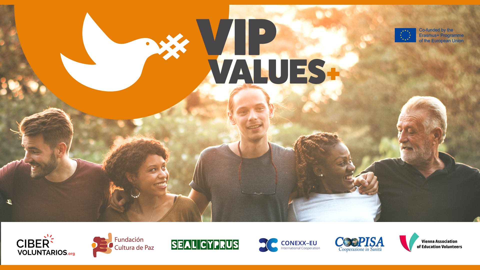 Discover the new VIPvalues+ website: Technology at the service of peace and socio-digital inclusion in Europe