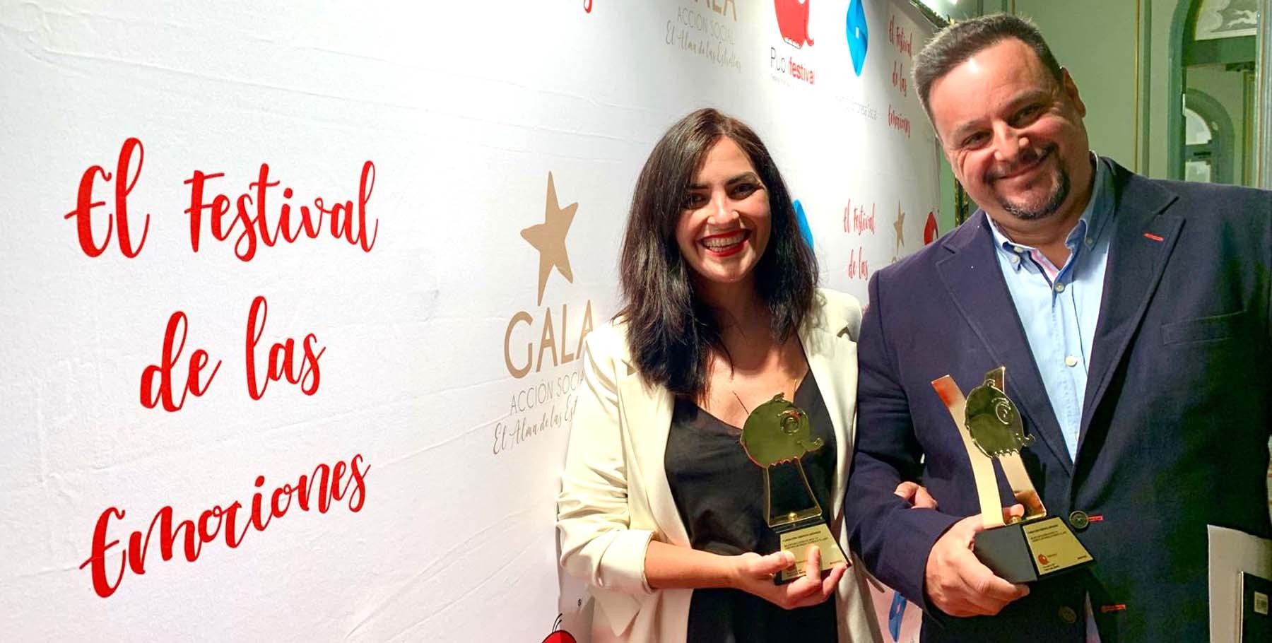 La campaña #20AñosATuLado gana el Premio a la Mejor Ejecución de un Spot Publicitario en Acción Social en el Publifestival 2021